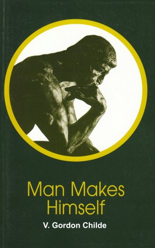 9780851246499: Man Makes Himself (New Thinker's Library) (New Thinker's Library)