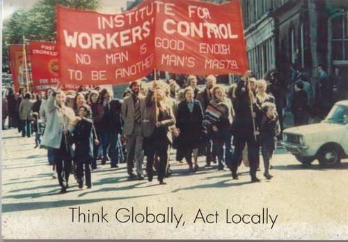 9780851248479: Think Globally, Act Locally (The Spokesman)