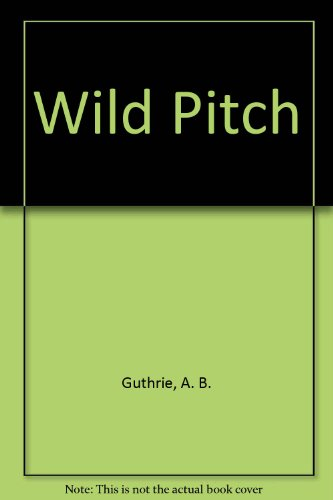 9780851270470: Wild Pitch