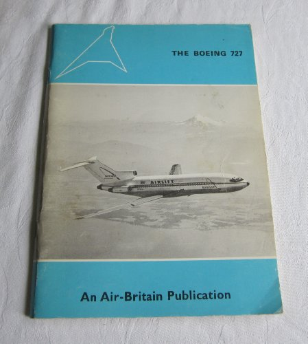 9780851300474: Boeing 727 (Monographs/Air-Britain)