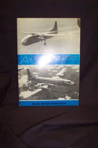 9780851300542: Bristol 170, Britannia, Canadair CL-28 and CL-44