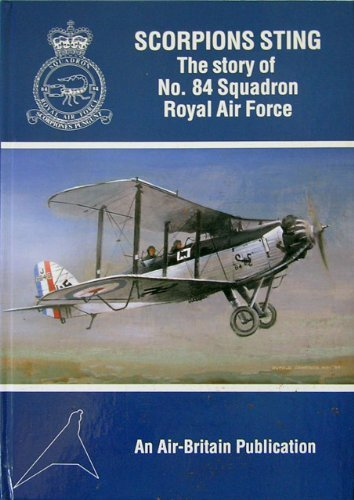 Scorpions Sting: The Story of No. 84 Squadron Royal Air Force