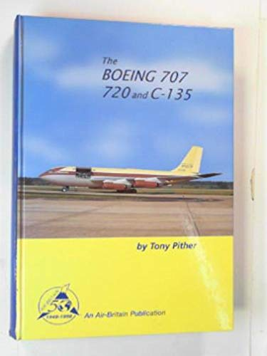 9780851302362: Boeing 707, 727 and KC-135