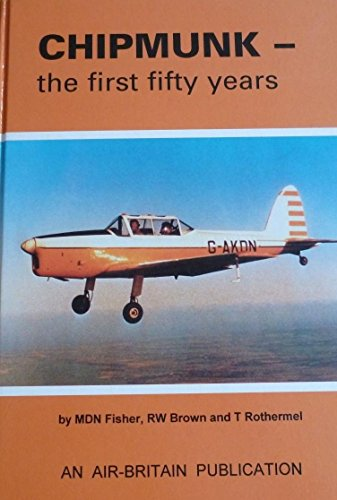 9780851302454: Chipmunk: The First 50 Years