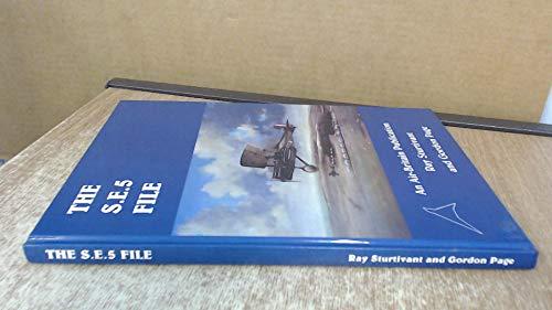 9780851302461: SE5 File (Military Monographs)