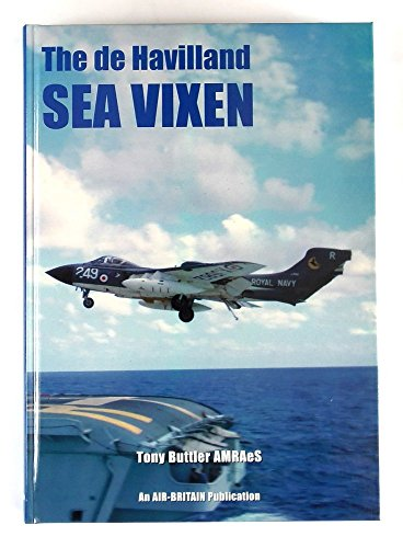 9780851303642: De Havilland Sea Vixen