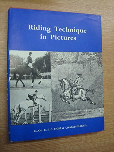 9780851310107: Riding Technique in Pictures