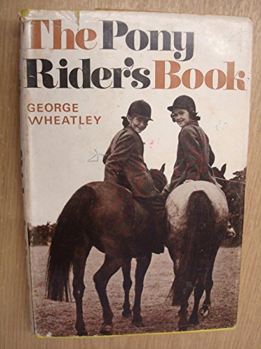 Pony Rider's Book: George Wheatley