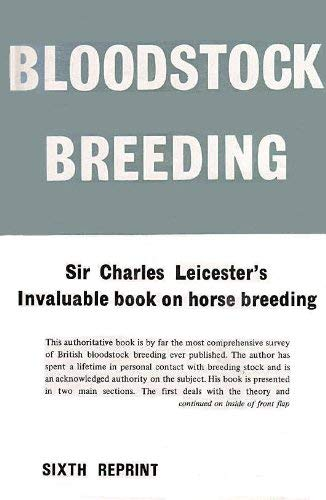 9780851311296: Bloodstock Breeding