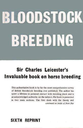 9780851311296: Bloodstock Breeding