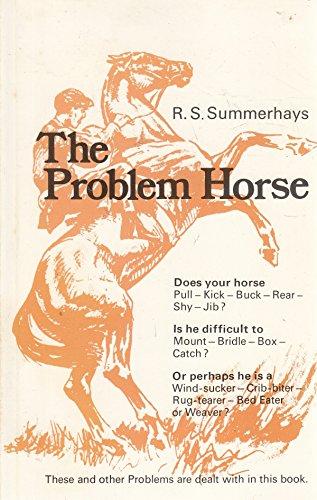 9780851312255: PROBLEM HORSE
