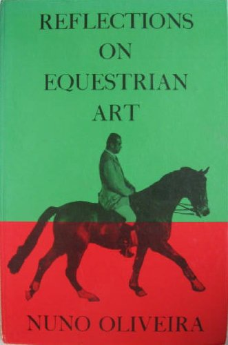 9780851312507: Reflections on Equestrian Art