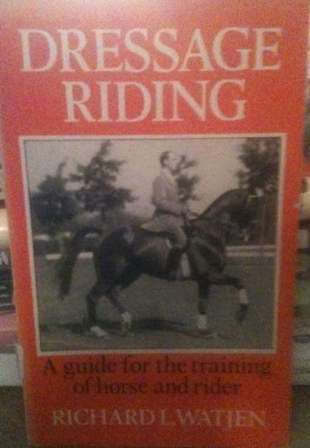 Dressage Riding: Watjen, Richard L.