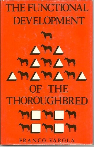 9780851313078: Functional Development of the Thoroughbred