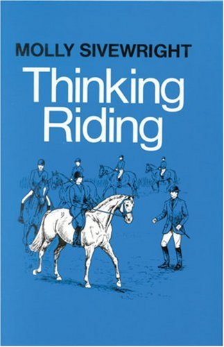 9780851313214: Thinking Riding: Training Student Instructors: 1