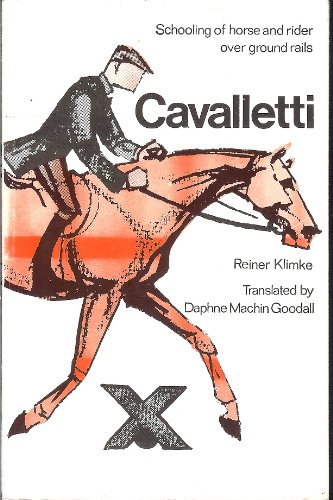 9780851313375: Cavalletti: Schooling of horse and rider over ground rails