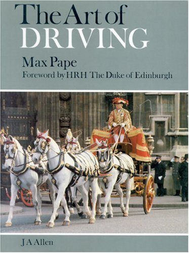 9780851313399: The Art of Driving