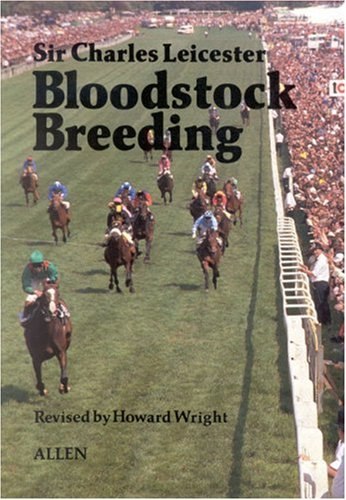 9780851313498: Bloodstock Breeding