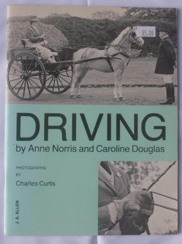 9780851313689: Driving