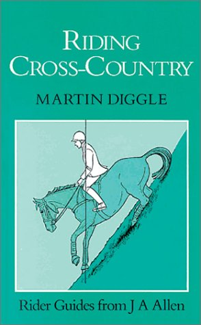 9780851314266: Riding Cross-country (Allen rider guides)