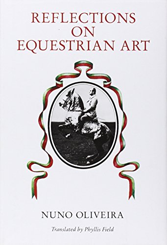 9780851314617: Reflections on Equestrian Art