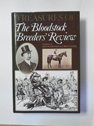 9780851315027: Treasures of the Bloodstock Breeders' Review