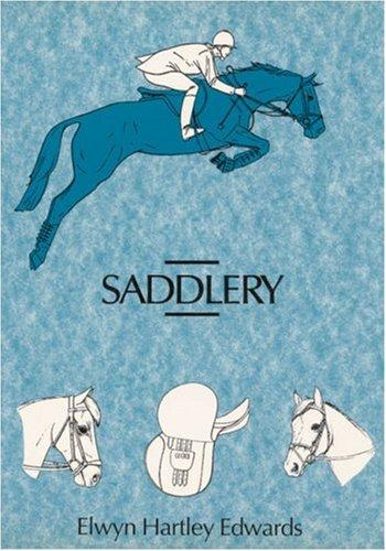 9780851315409: Saddlery