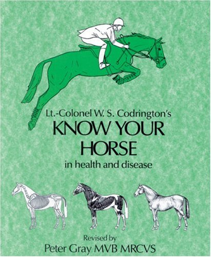 9780851315447: Know Your Horse