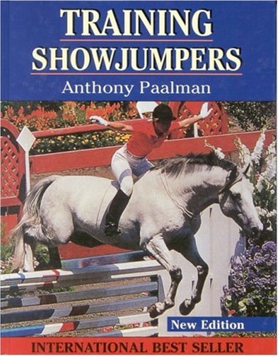 Training Showjumpers: Anthony Paalman