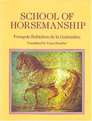 9780851315751: School of Horsemanship