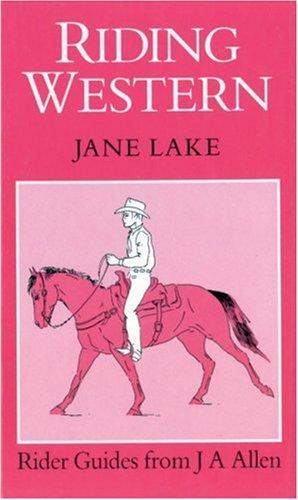 9780851316147: Riding Western (Allen rider guides)