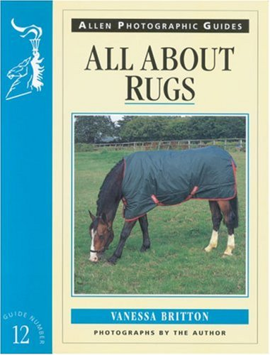 9780851316758: All about Rugs (Allen Photographic Guides)