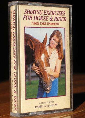 9780851317274: Shiatsu Exercise/Horse & Rider