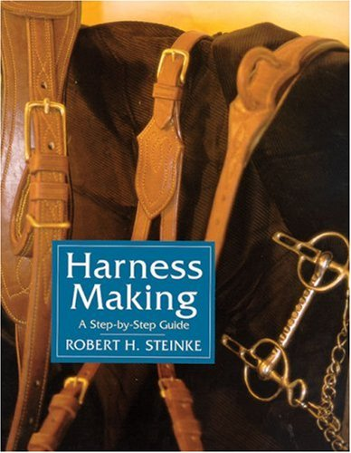 9780851317489: Harness Making: A Step-by-Step Guide