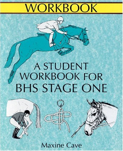 9780851318257: A Student Workbook for BHS Stage One (Allen Equine Student Workbooks)