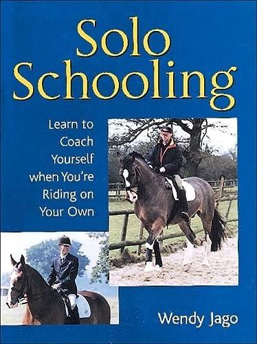 Solo Schooling: Jago, Wendy