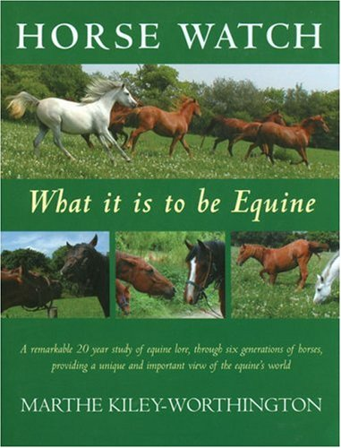 9780851318882: Horse Watch: The Equine Report