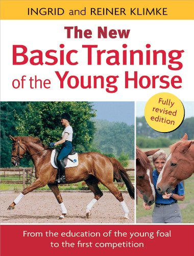 9780851319278: Basic Training of the Young Horse: From the Education of the Young Foal to the First Competition