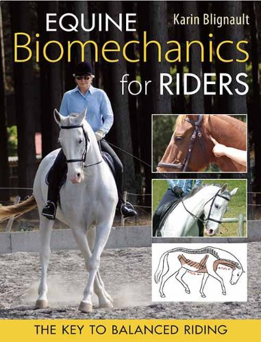 9780851319537: Equine Biomechanics for Riders: The Key to Balanced Riding
