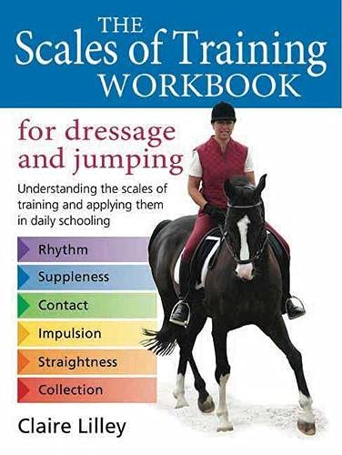9780851319704: The Scales of Training Workbook for Dressage and Jumping: Understanding the Scales of Training and Applying Them in Daily Schooling