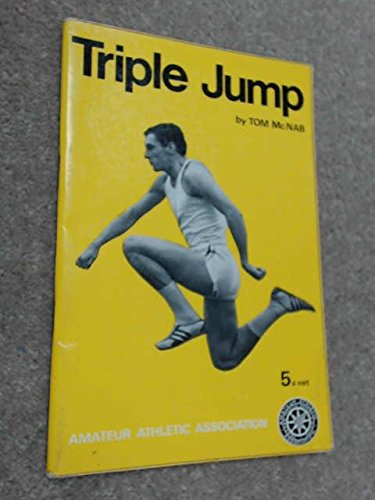 Triple Jump (0851340164) by Tom McNab