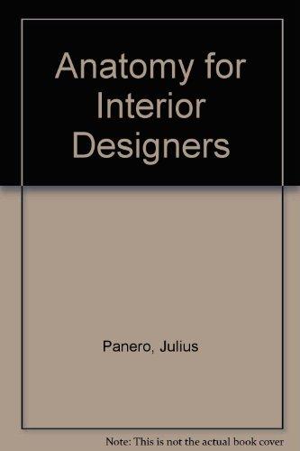 9780851390390: Anatomy for Interior Designers