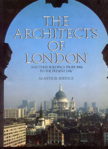 9780851390444: Architects of London and Their Buildings from 1066 to the Present Day