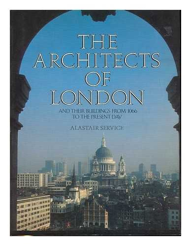 9780851390444: Architects of London and Their Buildings