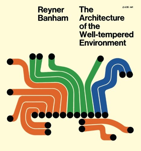 9780851390741: The Architecture of the Well-Tempered Environment