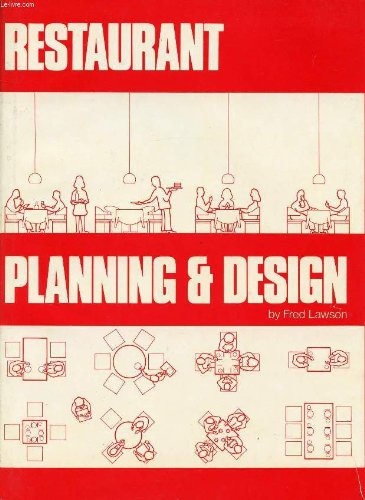 Restaurant Planning & Design.: Fred Lawson.