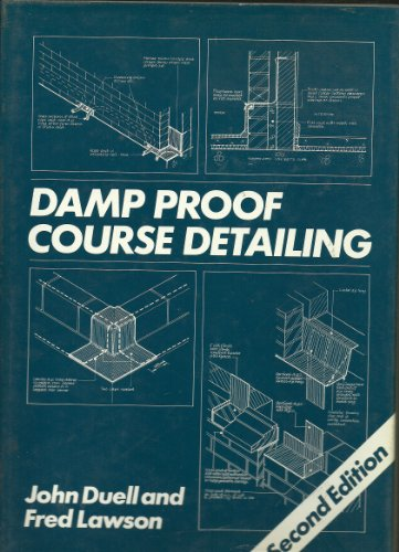 9780851391502: Damp Proof Course Detailing
