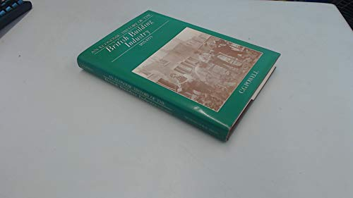 Economic History of the British Building Industry, 1815-1979: Christopher G. Powell