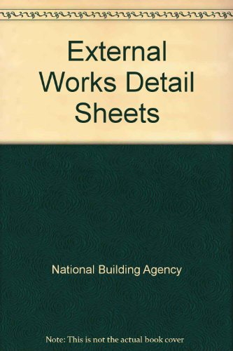 9780851392158: External Works Detail Sheets
