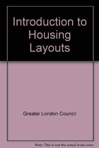 An Introduction to Housing Layout : A: N/a